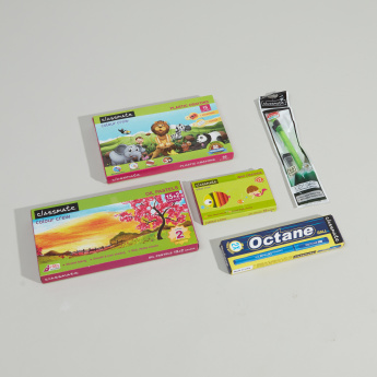 Classmate 5-Piece Stationery Set