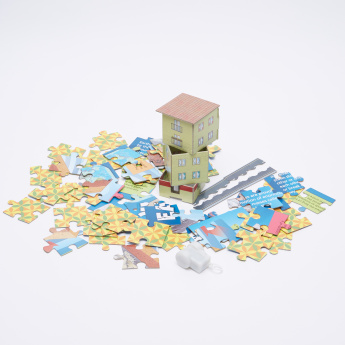 Jigsaw Puzzle Playset