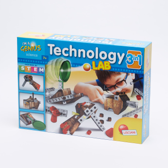 I'm A Genius Technology Lab Playset