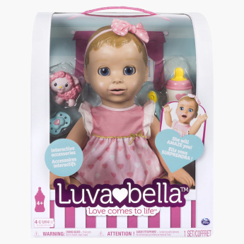 Luvabella Interactive Doll with Accessories