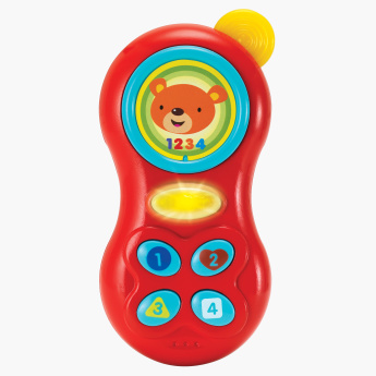 Music Fun Phone Toy with Lights