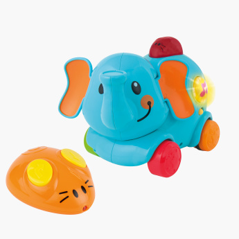 Remote Control Dancing Elephant Toy