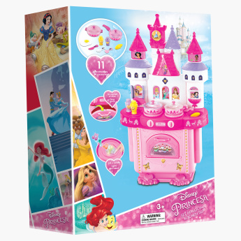 Princess Kitchen Set with Light and Sound