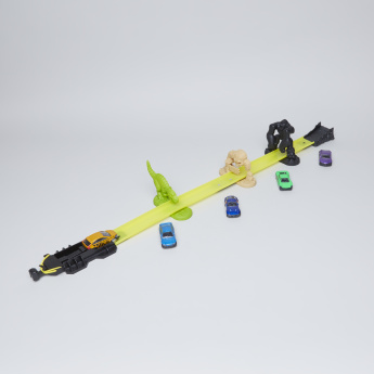 Teamsterz Doom Dash Dino Track Cars Playset