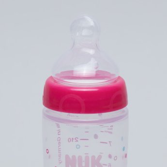 NUK Printed Feeding Bottle - 250 ml