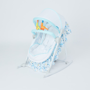 Juniors Jamie 3-in-1 Rocking Baby Seat