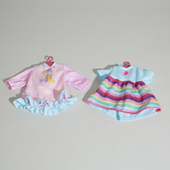 Cititoy Doll Outfit Playset
