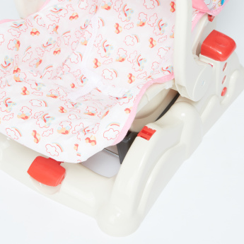Juniors Printed Diamond 3-in-1 Baby Seat
