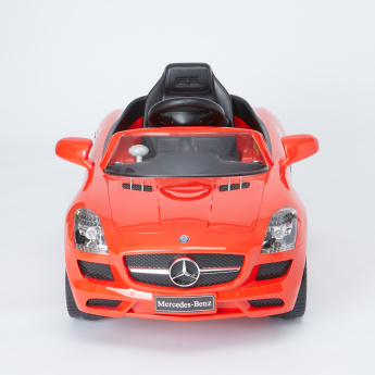 Mercedez Motor Car with Remote Control