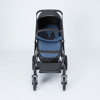 Giggles Fisher Stroller with Sun Canopy