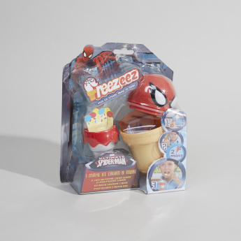 Spider Man Freezeez Ice Cream Maker