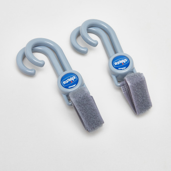 Chicco Universal Stroller Hooks - Set of 2