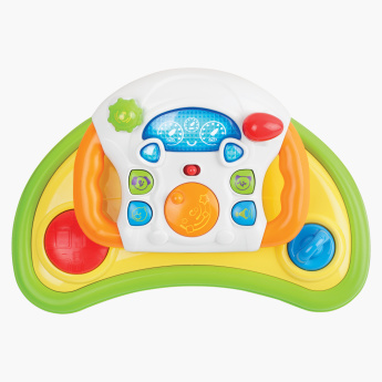 Weina Smart Driver Walker with Detachable Activity Board