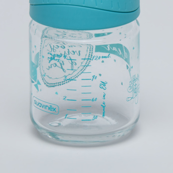 Sauvinex Printed Feeding Bottle - 120 ml