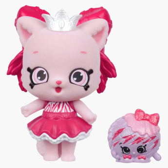 Shopkins Caterina Plush Doll Playset