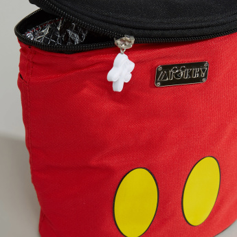 Mickey Mouse Printed Insulated Bottle Carrier