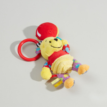 Winnie-the-Pooh Activity Rattle