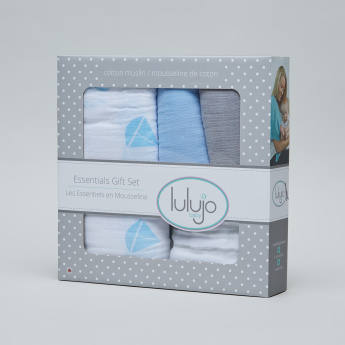 Lulujo 4-Piece Gift Set