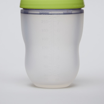 Comotomo Natural Feel Feeding Bottle - Set of 2