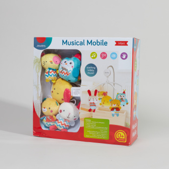 Juniors Musical Mobile with Toys
