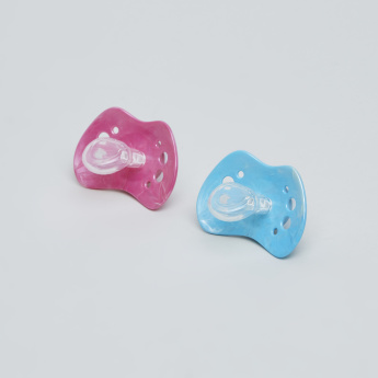 nip Printed Unique Soother - Set of 2