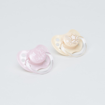 Nip Basic Soother - Set of 2