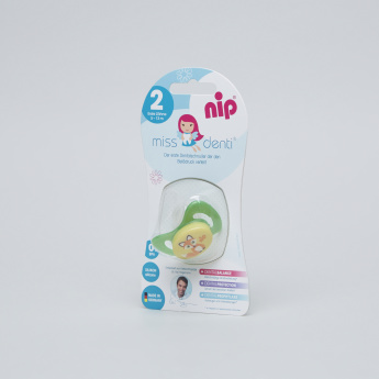 nip Printed Size 2 Soother
