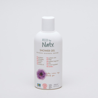 Naty Eco Shower Gel - 200 ml