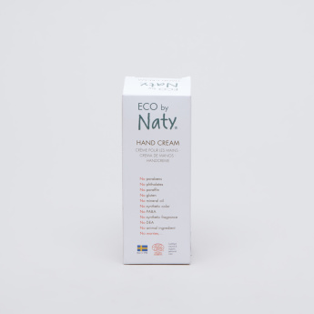 Naty Eco Hand Cream - 50 ml