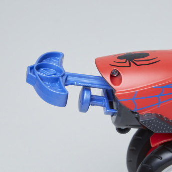 Spider-Man 3-in-1 Spider Cycle with Figurine