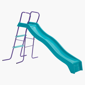 Plum 4-Legged Wave Slide
