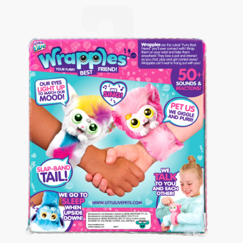 Little Live Wrapples Plush Toy