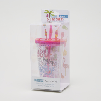 Juniors Printed Sipper Cup