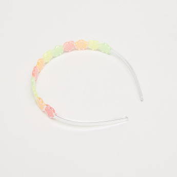 Charmz Embellished Hair Band