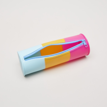 Charmz Cylindrical Pencil Case