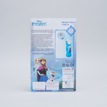 Frozen Printed Projection Torch