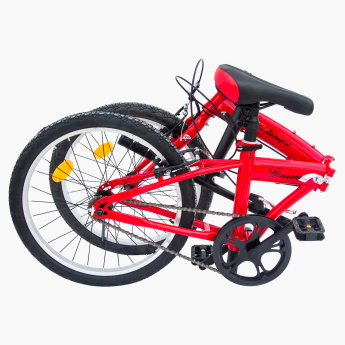Lamborghini Folding Bicycle with Slim Tyres - 20 inches