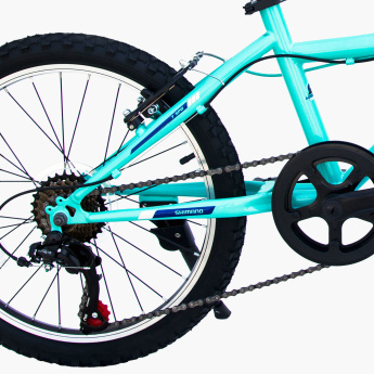 Spartan Azure MTB Bicycle with V-Brakes - 20 inches