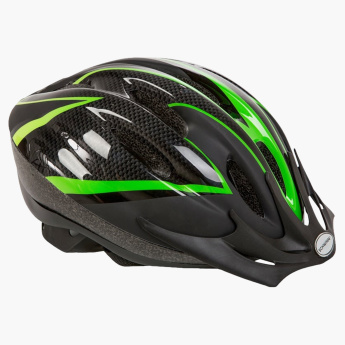 Schwinn Printed Intercept Helmet
