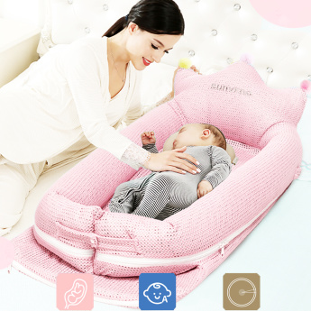 Sunveno Royal Baby Bed