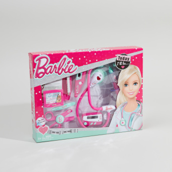 Barbie Doctor Play Set