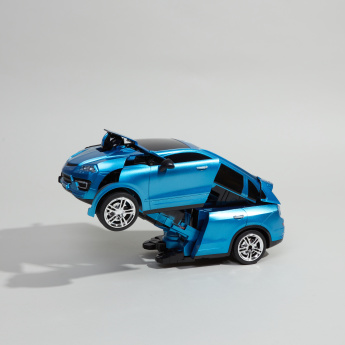 Troopers Assembly Transformer Remote Control Toy Car