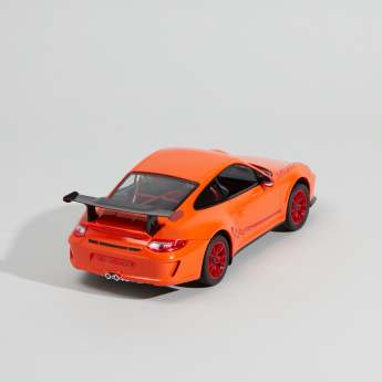 Rastar Remote Controlled Porsche GT3 with Steering Wheel Controller
