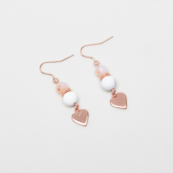 Charmz Beaded Dangling Earrings