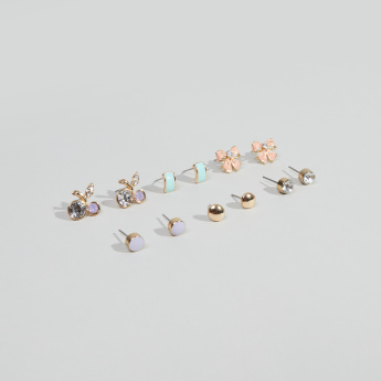 Charmz 6-Piece Earrings Set