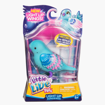Little Live Pets Shelly Shimmer Bird Toy