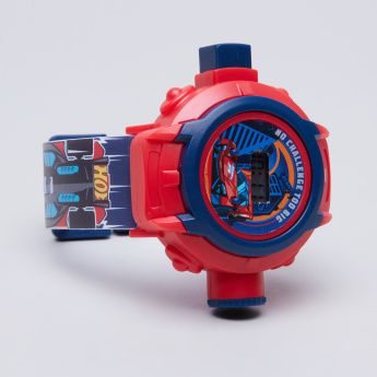 Hot Wheels Projector Watch