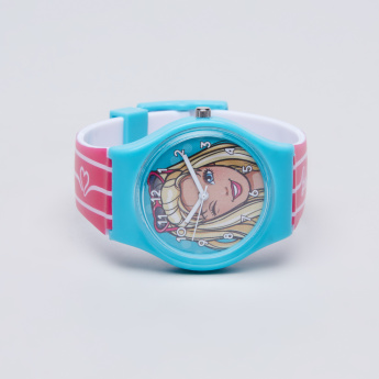 Barbie Printed Analogue Wristwatch
