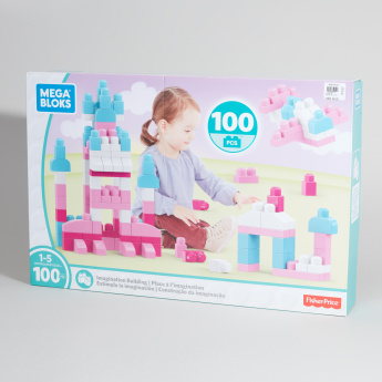 Fisher-Price Mega Blocks Imagination Building Playset