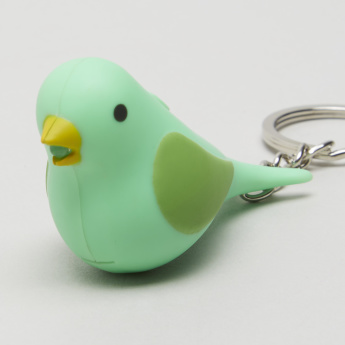 Charmz Bird Shaped Keychain